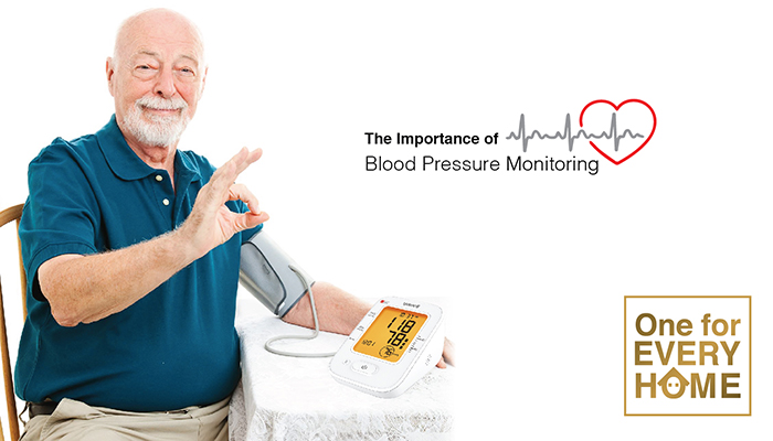 The Importance of Blood Pressure Monitoring
