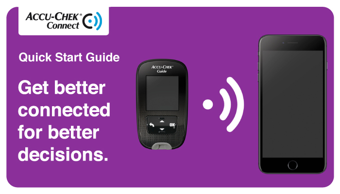 How to use the Accu-Chek Connect App