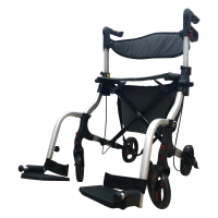 Mobees 2-in-1 Wheelchair Rollator 9295